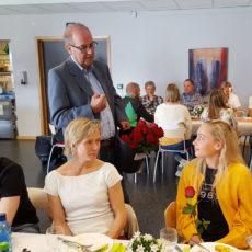 Geir Thoresen takket av etter 16 år