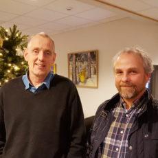 Vegard Paulsen ny leder for brukerutvalget