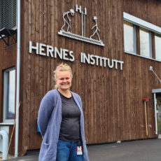 Ingrid Berre – ny lege på laget